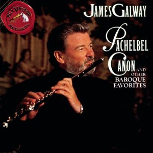 Album Pachelbel Canon & Other Baroque Favorites from James Galway