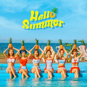 APRIL的專輯APRIL Summer Special Album 'Hello Summer'
