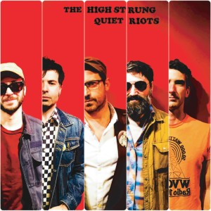Album Quiet Riots from The High Strung