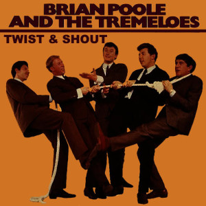 Album Twist and Shout from Brian Poole