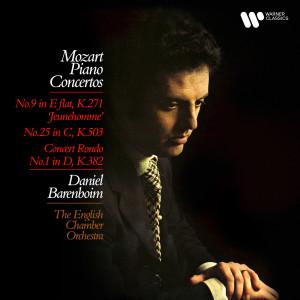"""English Chamber Orchestra的專輯Mozart: Piano Concertos Nos. 9 """"Jeunehomme"""" & 25, Concert Rondo No. 1"""