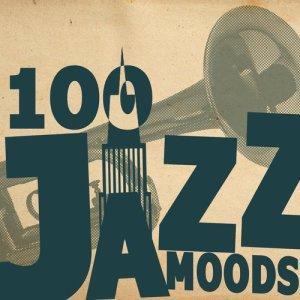 Album 100 Jazz Moods from Jazzy Moods