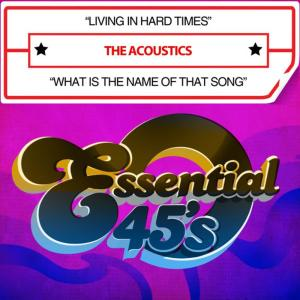 Living In Hard Times / What Is The Name Of That Song (Digital 45) dari The Acoustics