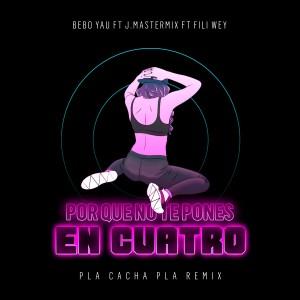 Album Por Que No Te Pones en Cuatro (Pla Cacha Pla) from J.Mastermix