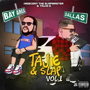 Album Tajie & Slap, Vol. 1 - EP from Indecent the Slapmaster