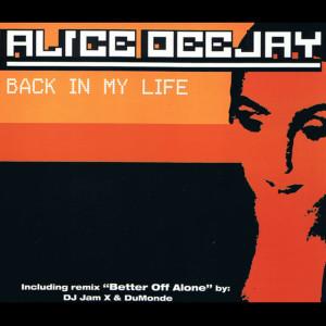 Album Back in My Life from Alice DJ