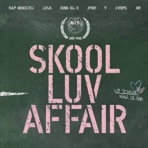 防彈少年團的專輯SkoolLuvAffair