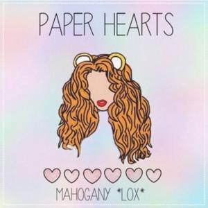 Album Paper Hearts from Mahogany Lox