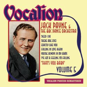 Album That's You Baby, Vol. 5 from Jack Payne