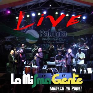 Album Muñeco de Papel (Live) from La Misma Gente