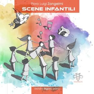 Album Piero Luigi Zangelmi: Scene infantili from Stefano Bigoni