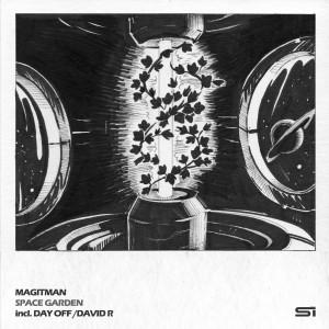 Album Space Garden from Magitman