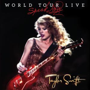 Taylor Swift的專輯Speak Now World Tour Live