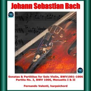 Jascha Heifetz的專輯Bach: Sonatas & Partititas for Solo Violin, BWV 1001-1006
