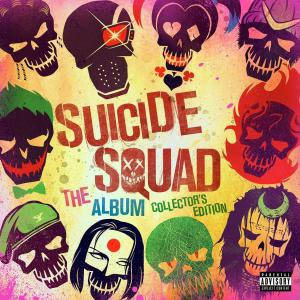 Suicide Squad: The Album (Collector's Edition) 2016 Various Artists
