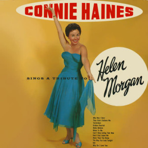 Sings a Tribute to Helen Morgan