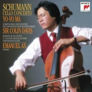 Schumann: Cello Concerto; Adagio & Allegro; Fantasiestücke ((Remastered))
