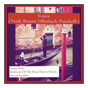Album Venice from Covent Garden