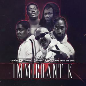 Album Immigrant K (Explicit) from Kaidzas