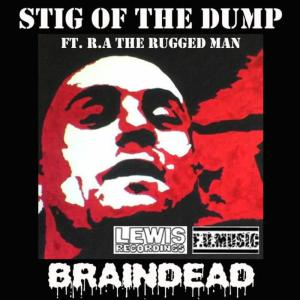 Album Braindead from R.A. the Rugged Man