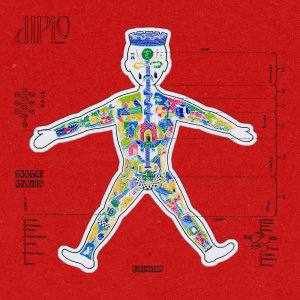 Album Higher Ground from Diplo