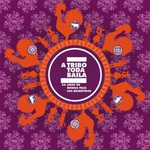 Album A tribo toda baila. Tributo Os Resentidos from Os Resentidos
