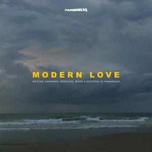 Modern Love dari Pamungkas