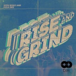 Album Rise & Grind from MILK DEE