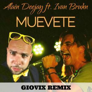 Album Muevete Remix from Alain Deejay