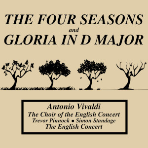 Album Vivaldi: The Four Seasons/Gloria in D major from Simon Standage