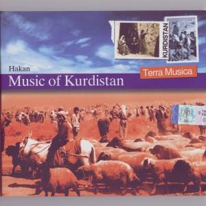 Album Music Of Kurdistan from Hakan