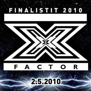 Album X-Factor Finaali 2.5.2010 from Various Artists