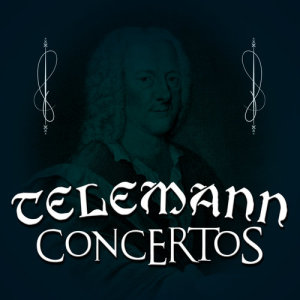 Album Telemann: Concertos from Zagreb Soloists