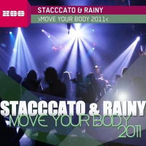 Album Move Your Body 2011 from The Staccatos