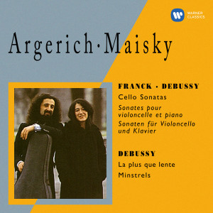 Album Franck & Debussy: Cello Sonatas from Mischa Maisky