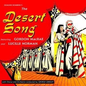 Album Hammerstein: The Desert Song from Thurl Ravenscroft