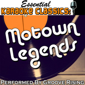 Album Essential Karaoke Classics: Soul Legends from Groove Rising