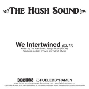 Album We Intertwined from The Hush Sound