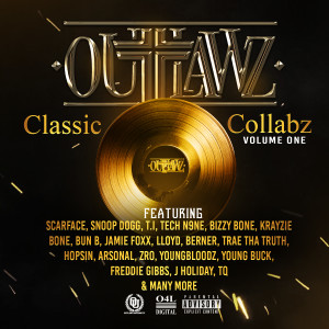 Outlawz的專輯Classic Collabz, Vol 1.