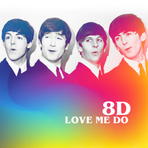 Album Love Me Do (8D) from The Beatles