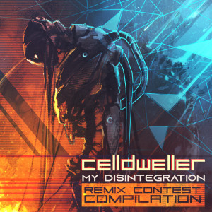 Album My Disintegration from Celldweller