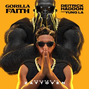 Album Gorilla Faith Single from Deitrick Haddon