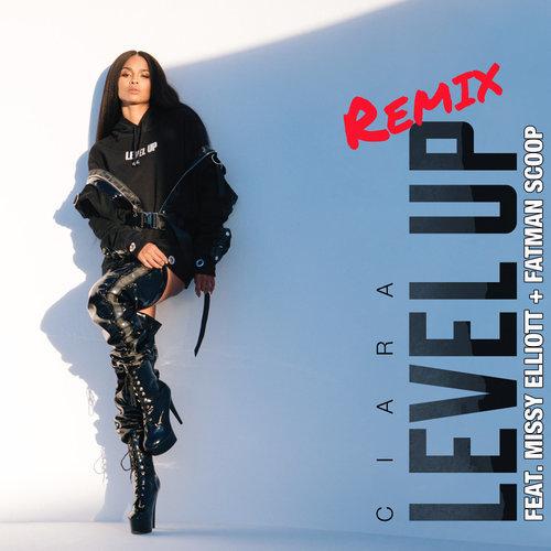 ฟังเพลงอัลบั้ม Level Up (feat. Missy Elliott & Fatman Scoop) [Remix]