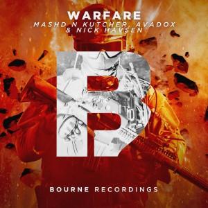 Album Warfare from Mashd N Kutcher