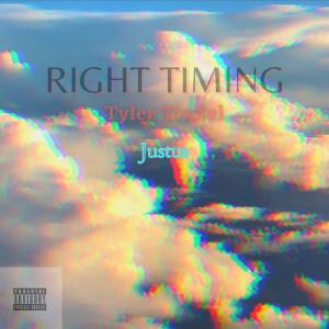 Album Right Timing (Explicit) from Justus