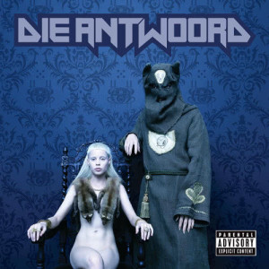 Listen to Enter The Ninja song with lyrics from Die Antwoord