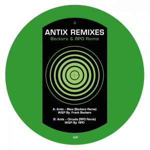Album Antix Remixes from Antix