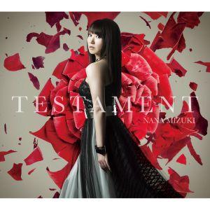 水樹奈奈的專輯Testament