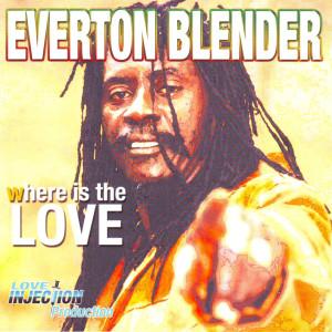 Album Where Is The Love from Everton Blender