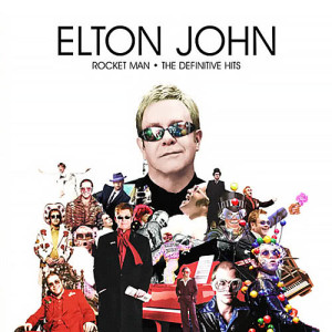 Elton John的專輯Rocket Man